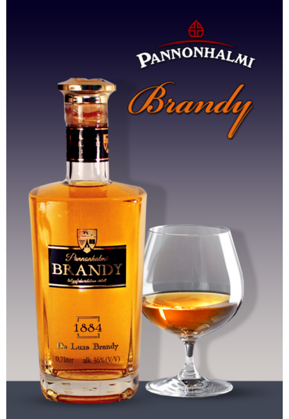 Pannonhalmi brandy