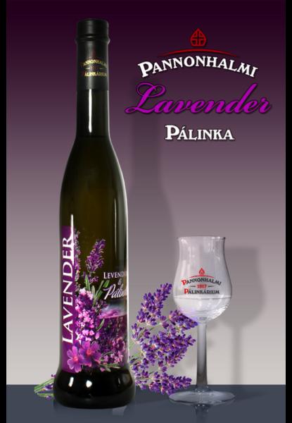 Pannonhalmi Lavender szeszesital